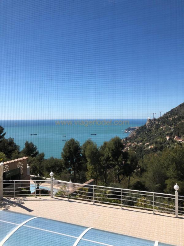 Vendita nell' vitalizio di vita casa Roquebrune-cap-martin 680000€ - Fotografia 3