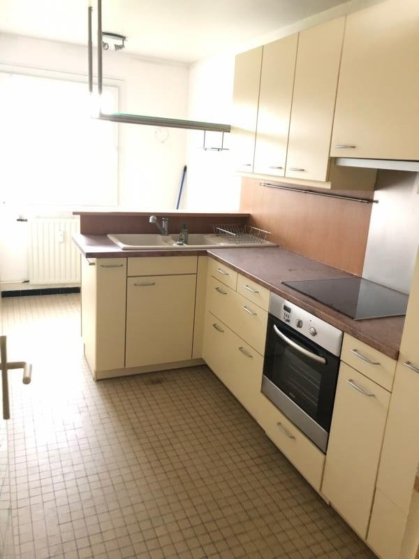 Sale apartment Evry 99000€ - Picture 1