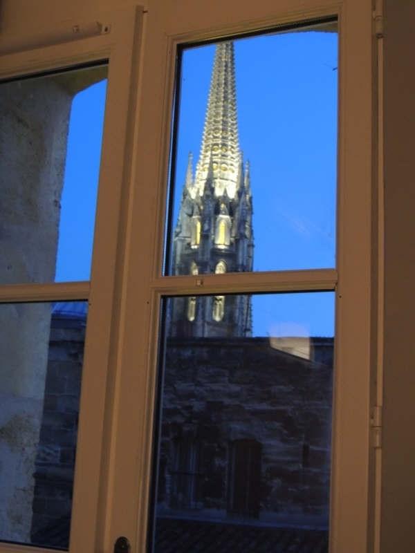 Vente de prestige appartement Bordeaux 412340€ - Photo 1