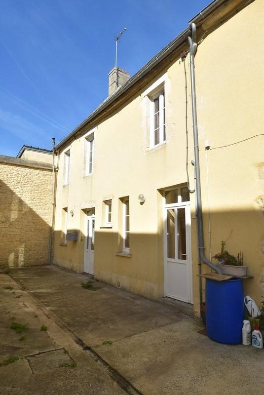 Affitto casa Isigny sur mer 433€ CC - Fotografia 1