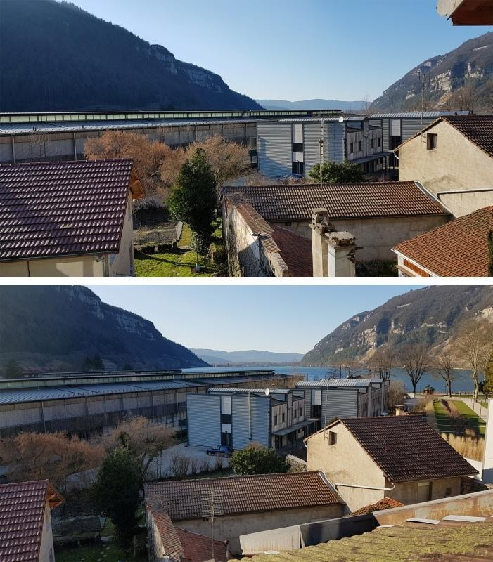 Rental apartment Nantua 515€ CC - Picture 10