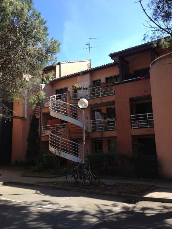 Rental apartment Toulouse 541€ CC - Picture 1
