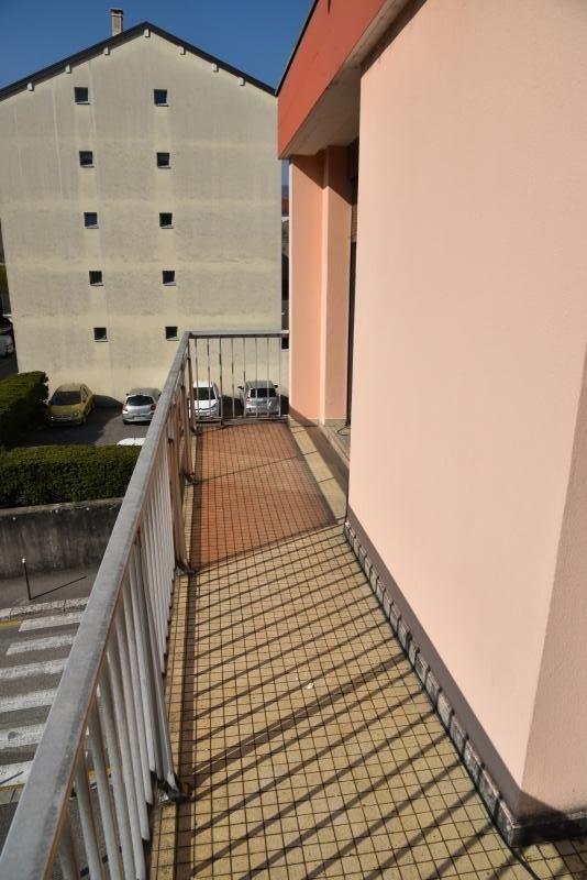 Rental apartment Bellegarde sur valserine 830€ CC - Picture 10