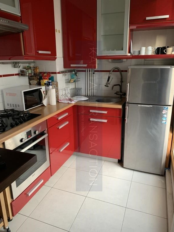 Vente appartement Paris 15ème 615000€ - Photo 2