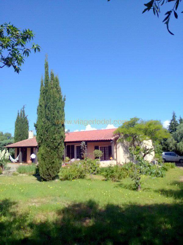 Lijfrente  huis Tourouzelle 57500€ - Foto 1