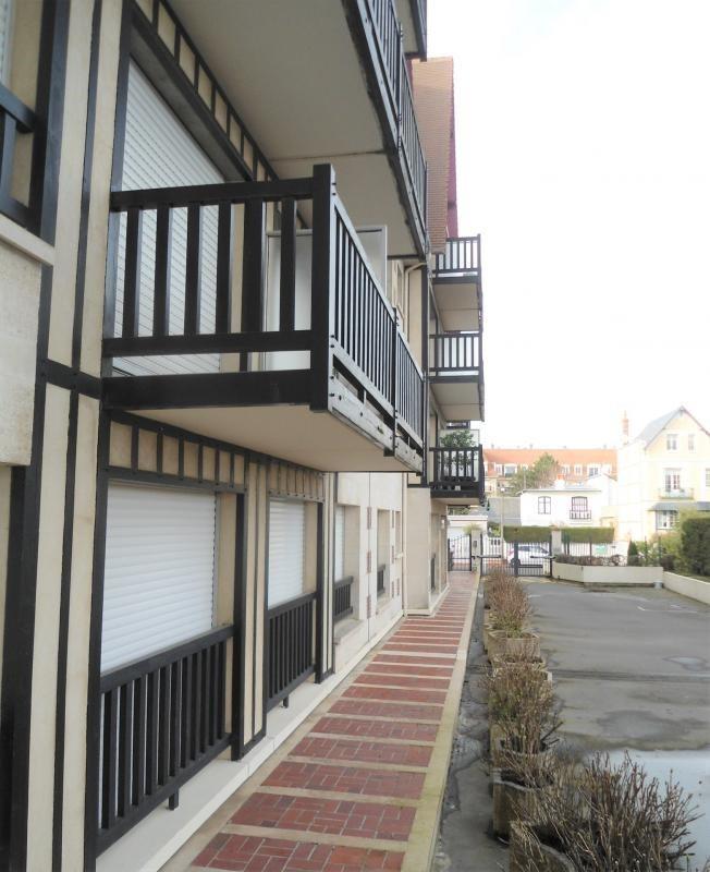 Revenda apartamento Deauville 122500€ - Fotografia 1
