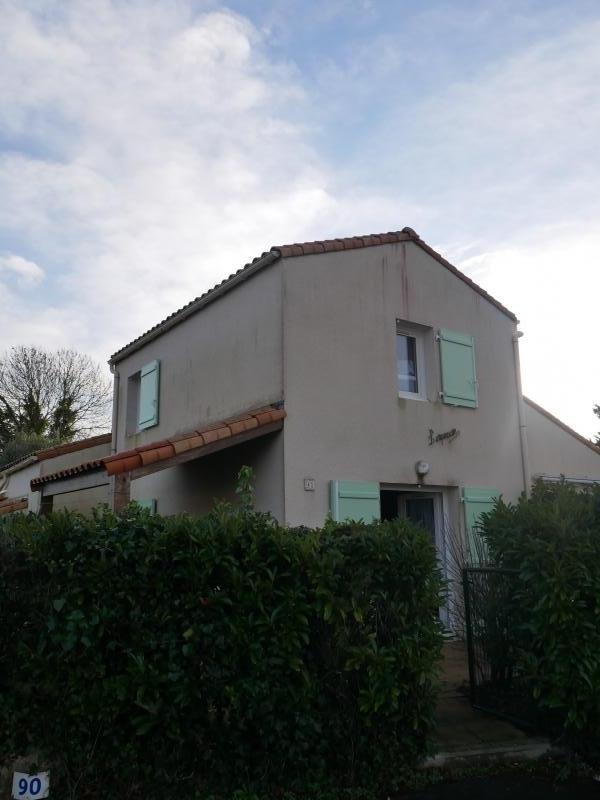 Sale house / villa St vincent sur jard 156000€ - Picture 9