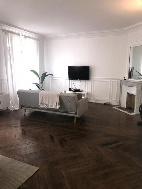 Rental apartment Paris 16ème 1 800€ CC - Picture 1