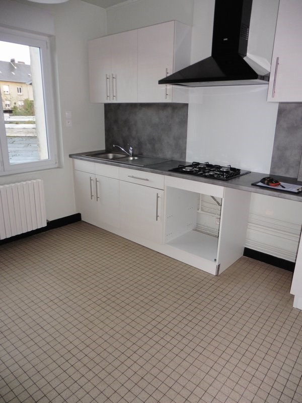 Rental apartment Coutances 411€ CC - Picture 2