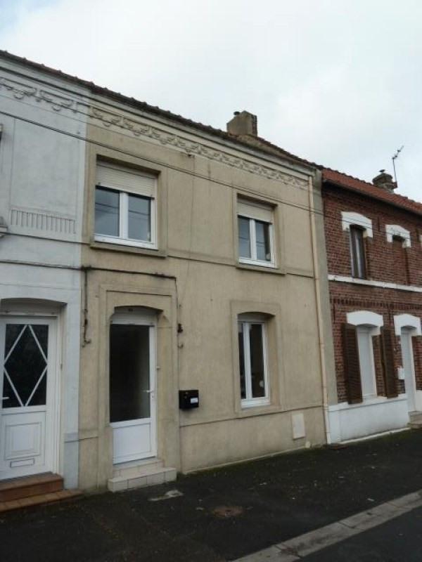 Vente maison / villa Burbure 86500€ - Photo 1