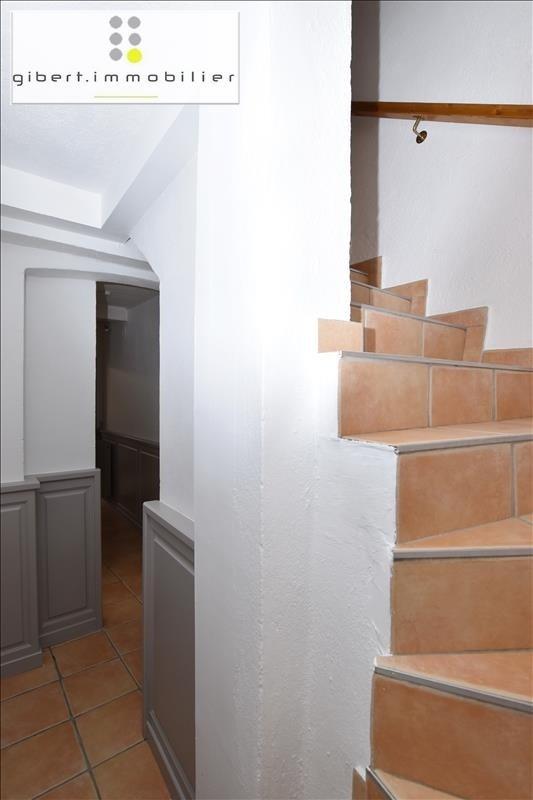 Sale house / villa Vals pres le puy 148500€ - Picture 10