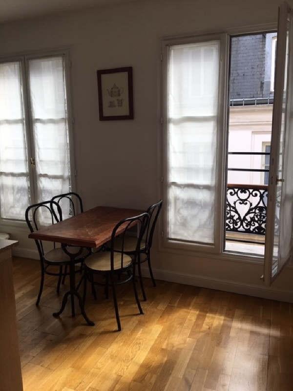 Rental apartment Paris 7ème 1480€ CC - Picture 3