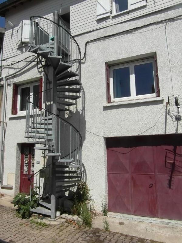 Venta  apartamento Pont de cheruy 110000€ - Fotografía 1