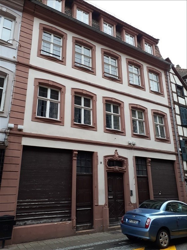 Sale building Wissembourg 208 000€ - Picture 1