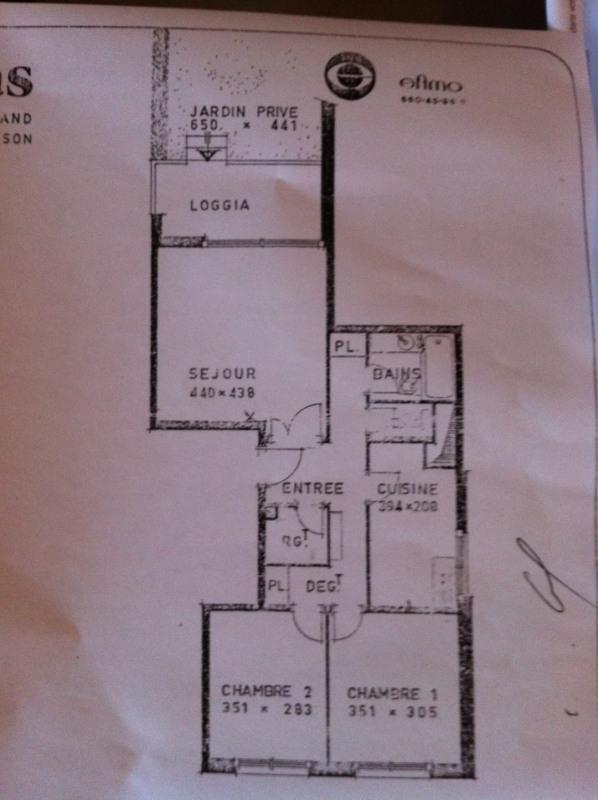 Vente appartement Le plessis robinson 339000€ - Photo 9