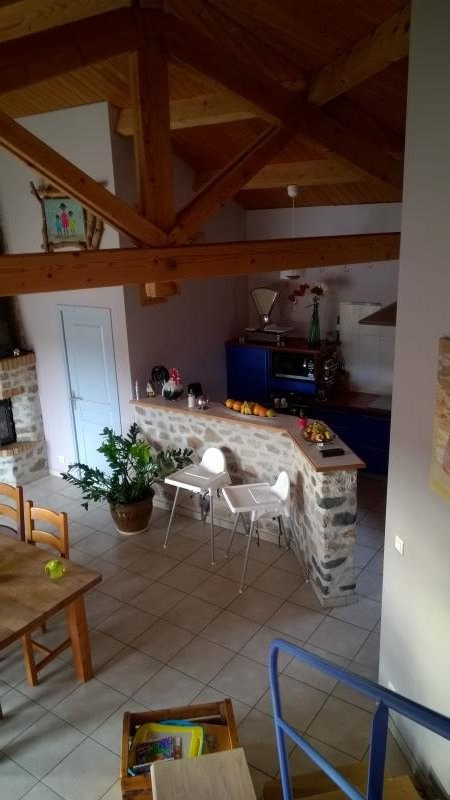 Vente maison / villa Lantriac 280000€ - Photo 5