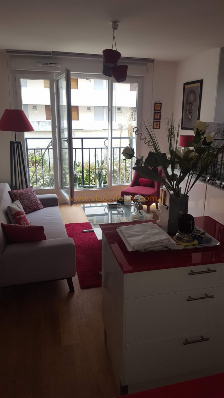 Life annuity apartment Puteaux 177 500€ - Picture 2