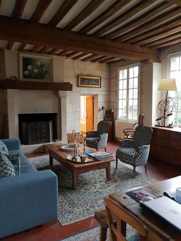 Deluxe sale house / villa Tracy le mont 618800€ - Picture 2