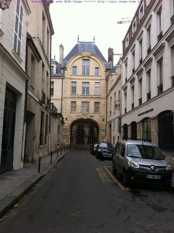 Location bureau Paris 4ème 3604€ CC - Photo 3