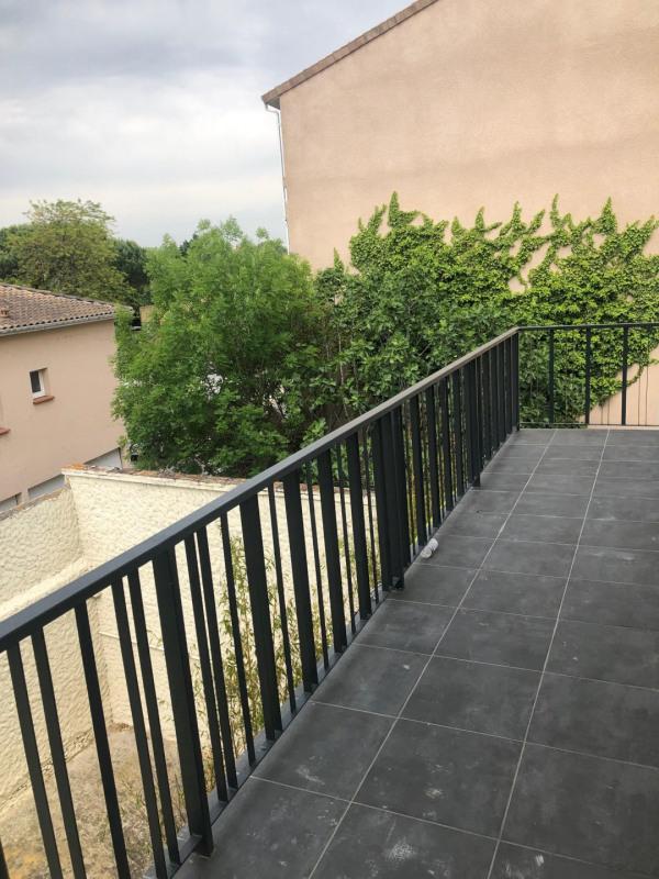 Location appartement Toulouse 795€ CC - Photo 1