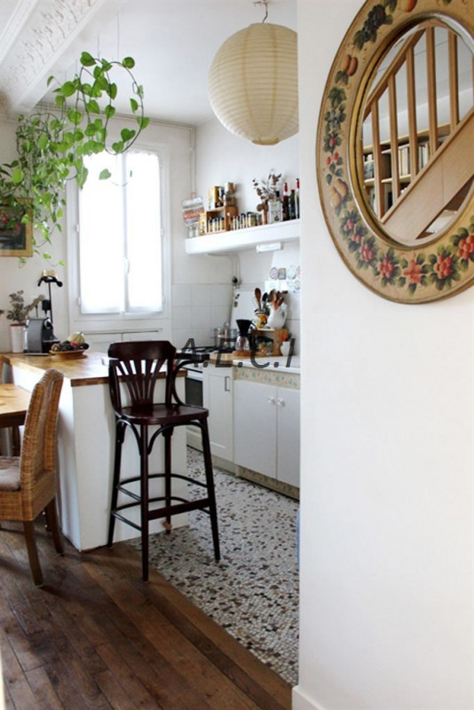 Deluxe sale apartment Asnieres sur seine 635000€ - Picture 4