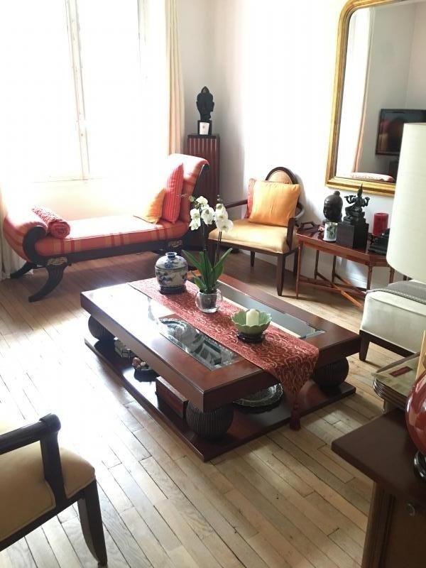 Verkoop  appartement Versailles 479000€ - Foto 8