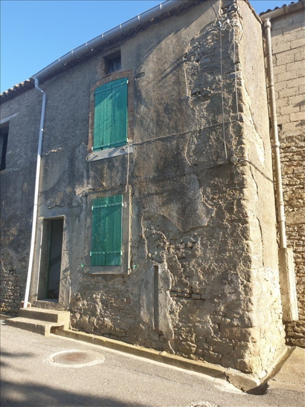 Sale house / villa St frichoux 30 000€ - Picture 1