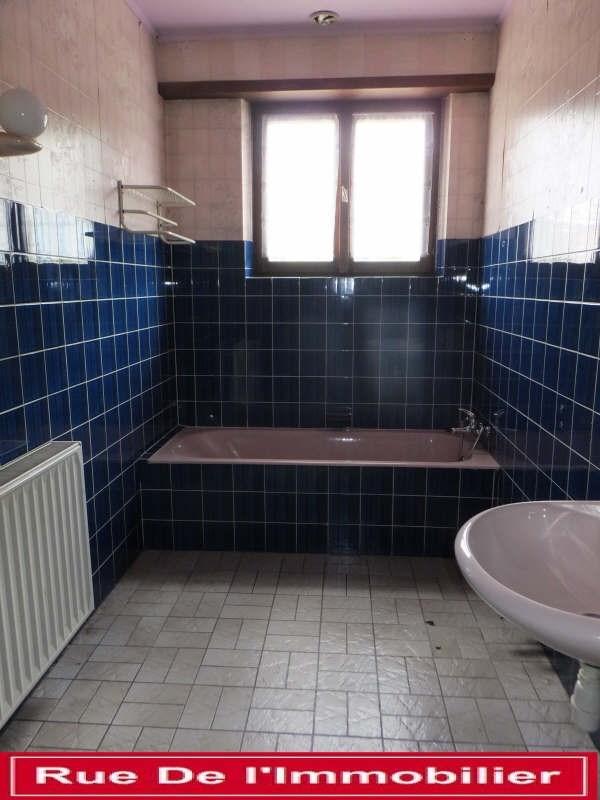 Sale house / villa Dambach 152900€ - Picture 4