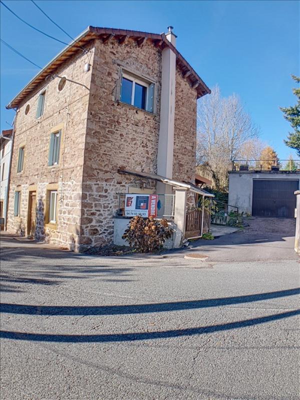 Vente maison / villa Ranchal 64000€ - Photo 1