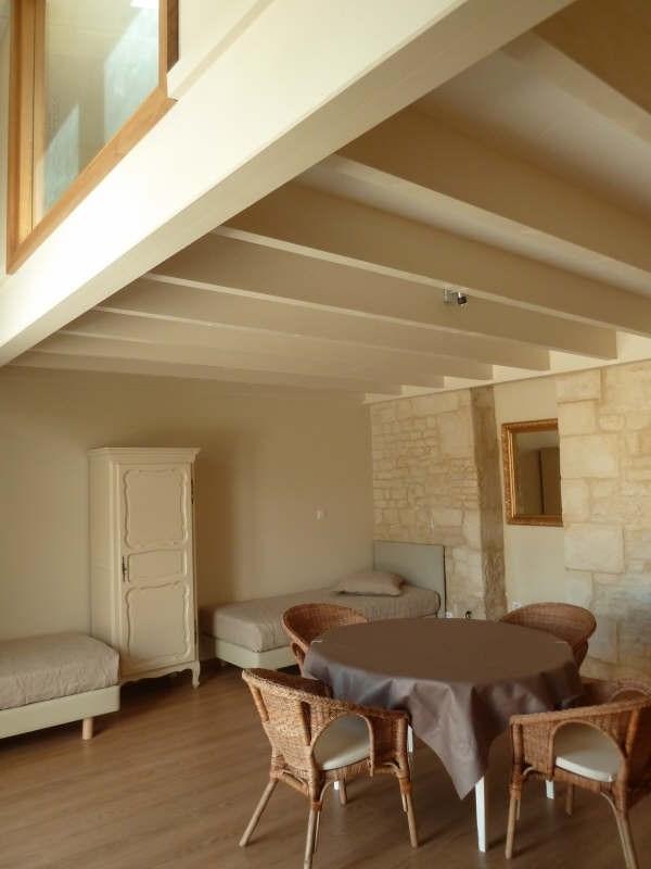 Rental apartment St liguaire 555€ CC - Picture 2