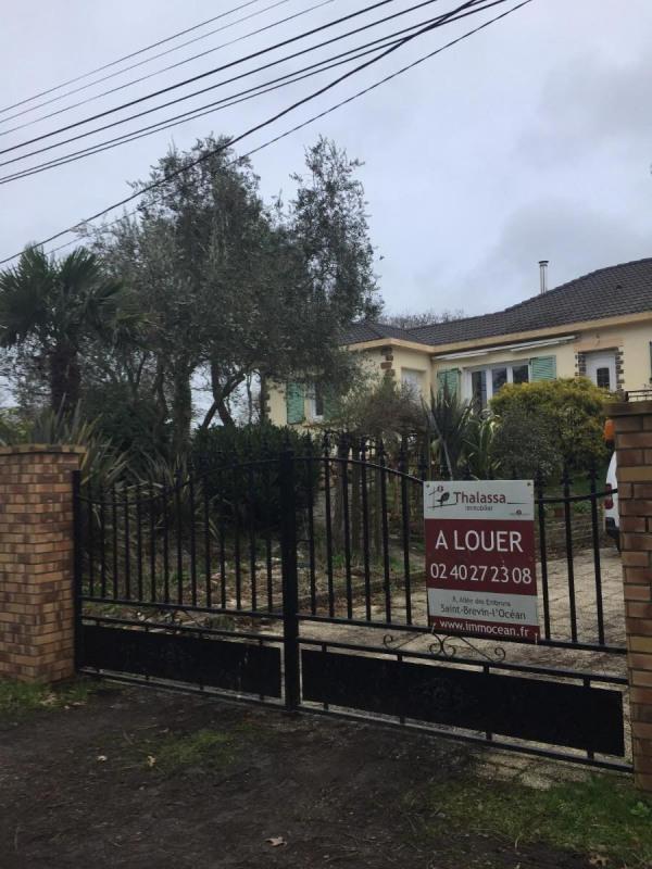 Rental house / villa St brevin les pins 1700€ CC - Picture 1