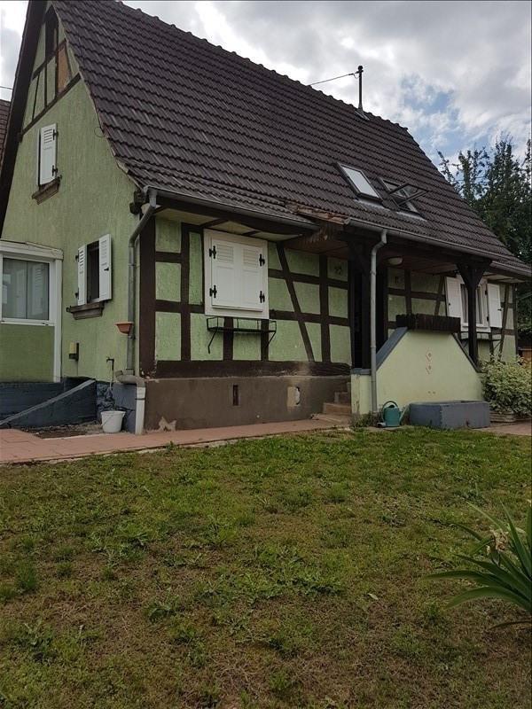 Vente maison / villa Soultz sous forets 126000€ - Photo 1