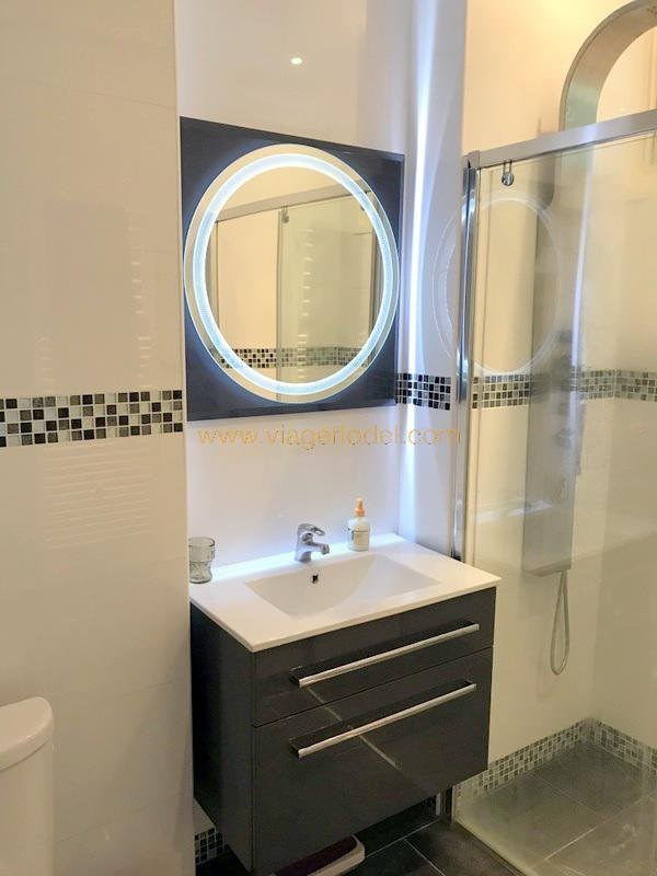 Viager appartement Andon 50000€ - Photo 6