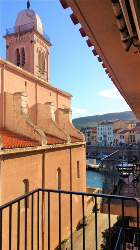 Sale apartment Port vendres 175 000€ - Picture 1