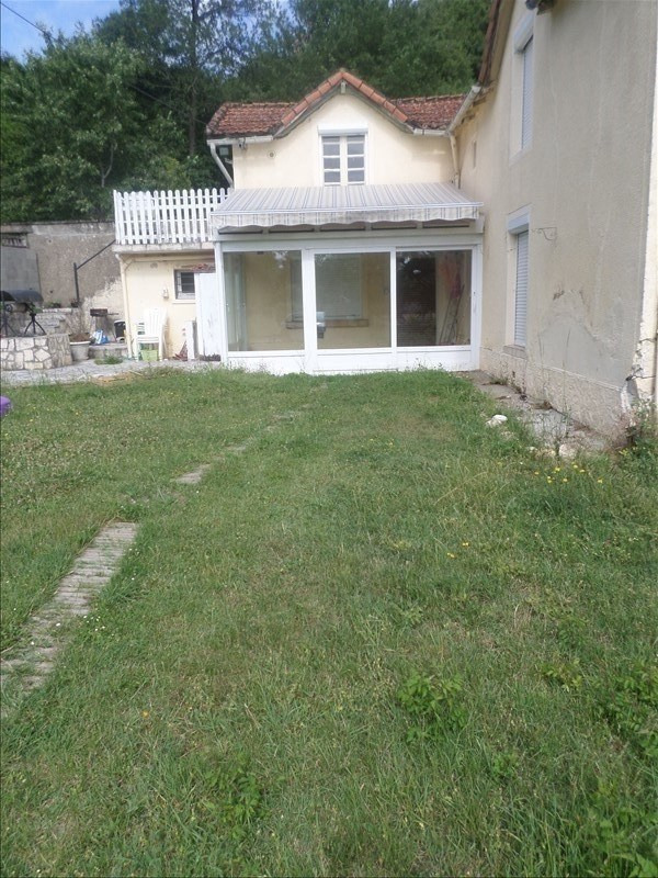 Vente maison / villa Civaux 80 500€ - Photo 1