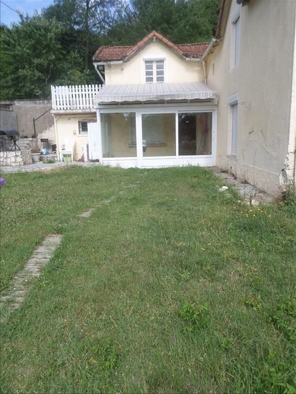 Vente maison / villa Civaux 75500€ - Photo 1