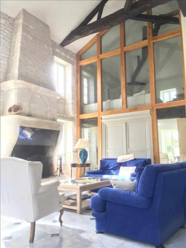 Vente de prestige maison / villa Brives sur charente 577500€ - Photo 5