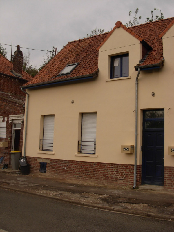 Location maison / villa Bomy 410€ CC - Photo 1