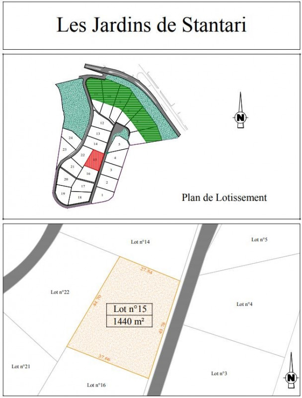 Sale site Sartène 109000€ HT - Picture 4