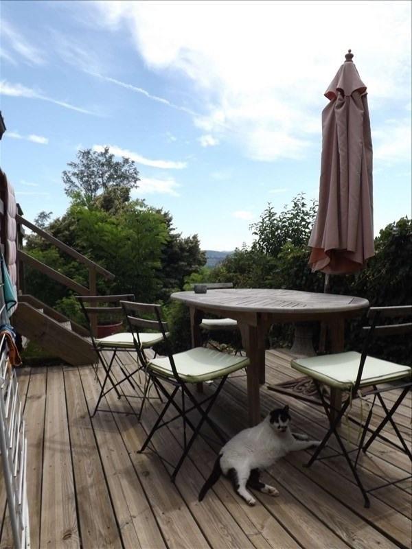 Revenda casa Aubenas 236300€ - Fotografia 2