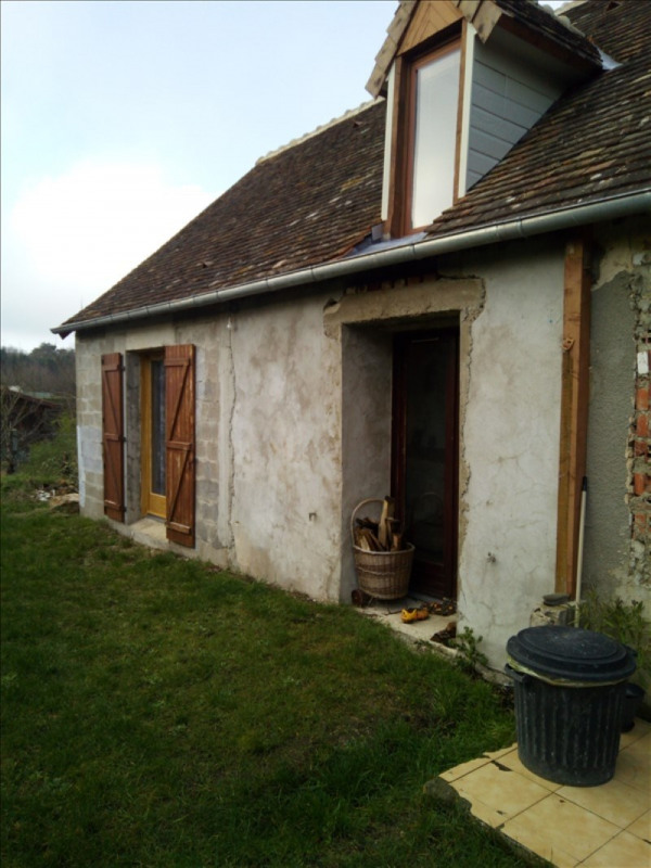 Venta  casa St mars de locquenay 68500€ - Fotografía 1