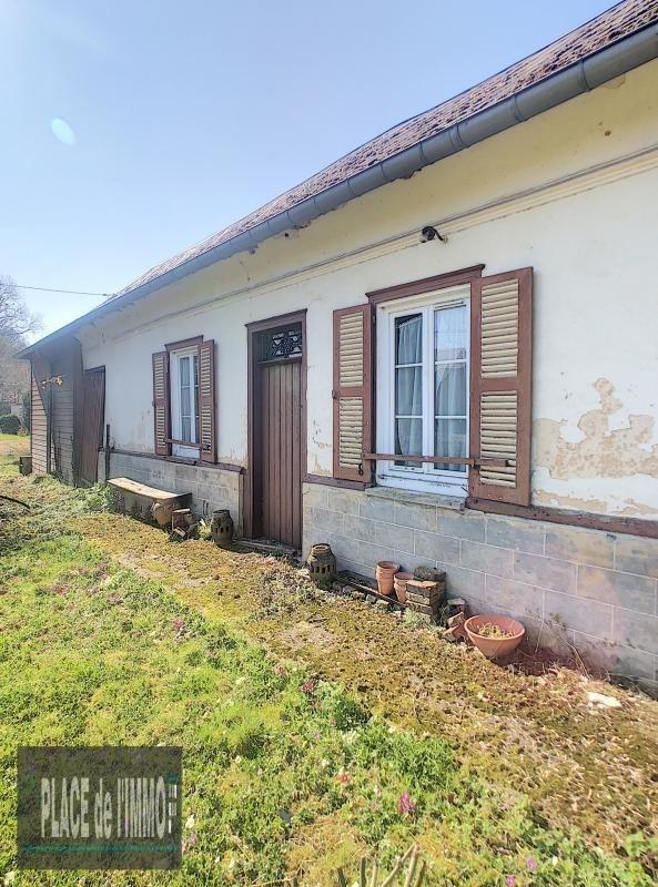 Sale house / villa Oisemont 66000€ - Picture 1
