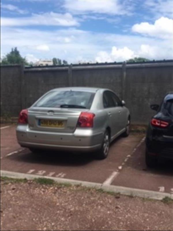 Verkoop  parkeergelegenheid Garches 17000€ - Foto 1