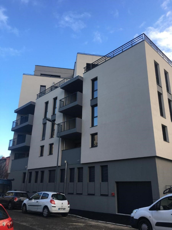 Location appartement Villeurbanne 870€ CC - Photo 1