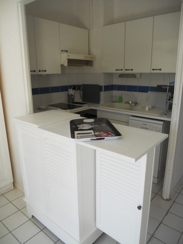 Location vacances appartement Vaux sur mer 596€ - Photo 7