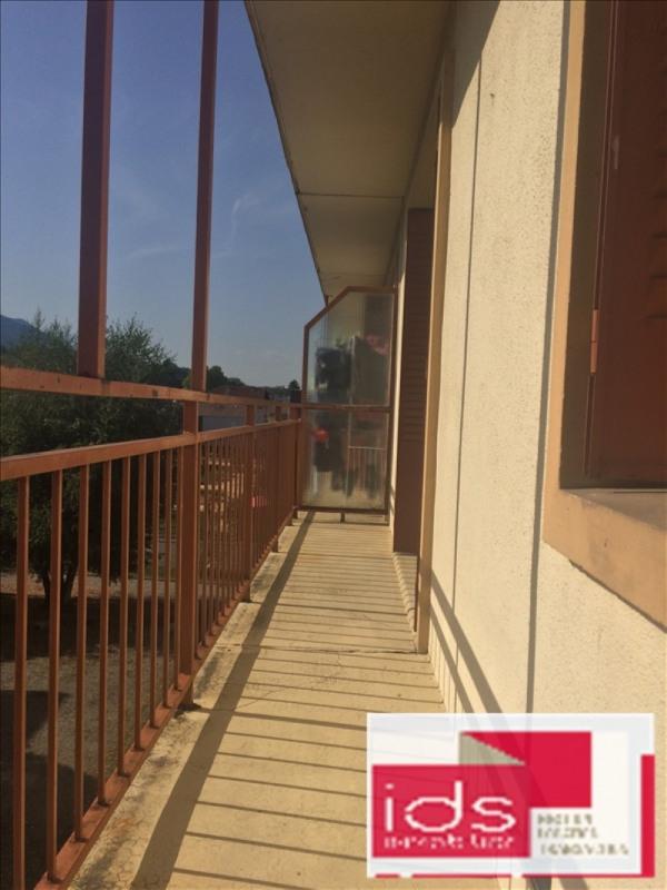 Venta  apartamento Pontcharra 95000€ - Fotografía 4
