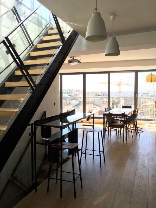 Vente de prestige appartement Paris 19ème 2080000€ - Photo 3