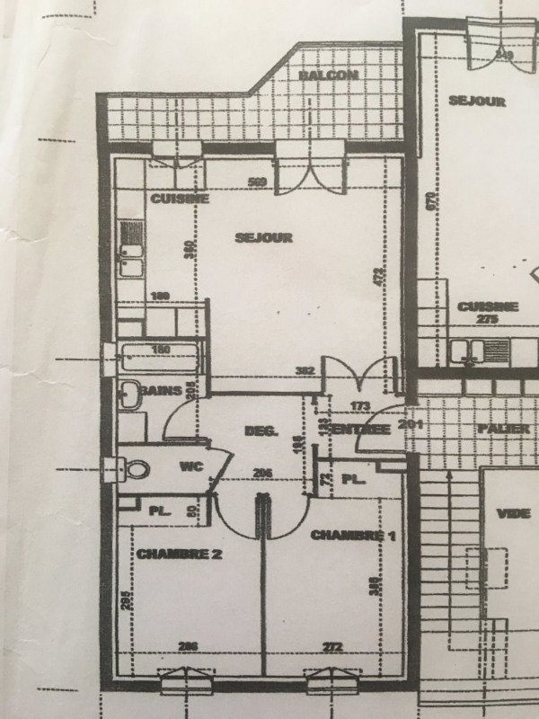 Location appartement Charny 860€ CC - Photo 9