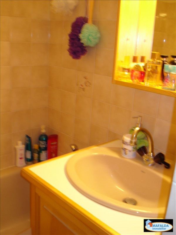 Rental apartment Mont saxonnex 360€ CC - Picture 5