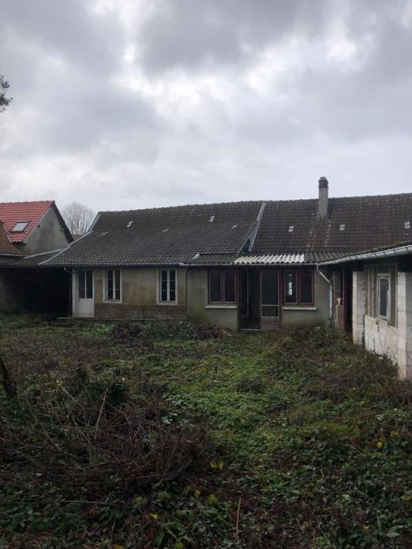 Vente maison / villa Hallencourt 66000€ - Photo 5